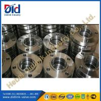 Wholesale ANSI B16.5 slip on welding steel pipe flanges, exhaust flanges for sale from china suppliers