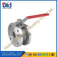 Wholesale Italian type thin 2 in ball valve stainless steel, cf8m ball valve from china suppliers