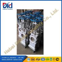 Wholesale Ansi SS316 slurry pump knife gate valve 4, kitz gate valve from china suppliers
