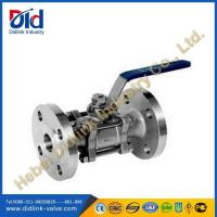 Wholesale 3 inch flanged ball valve ss, sweat ball valve from china suppliers