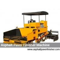 Wholesale Asphalt Paver Finisher Machine from china suppliers