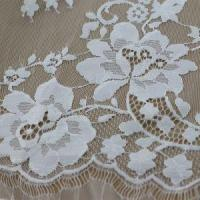 China Lace Fabric African Stretch Wrap Knitting Nylon Lace Fabric 150cm (E8039) for Women′s Dress on sale