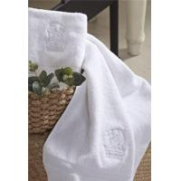 Wholesale Good Quality Custom Soft Plain White100 % Cotton Hotel Bath Towels For Bathroom from china suppliers