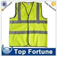 Buy cheap Professionals Custom Cheap Reflective Safety Vest from wholesalers