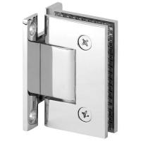 Factory Price Square Economy Shower Hinge, Shower Door Hinge, Glass Door Clamp, Shower Door Handle