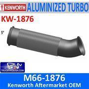 Wholesale NEW PARTS ADDED Kenworth Turbo Bellows 30 Degree Flare Flex M66-1876 from china suppliers