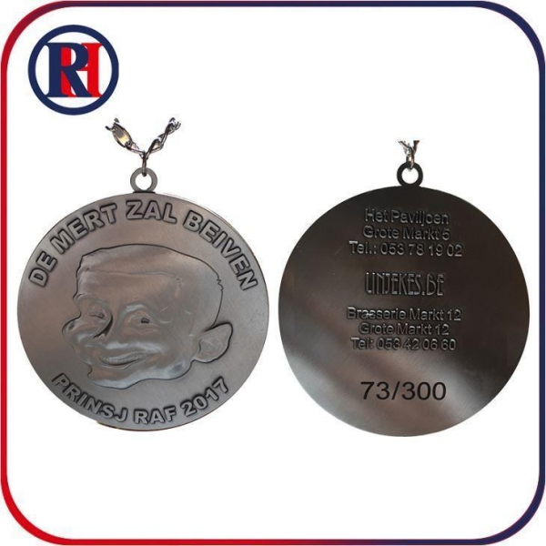 Quality Trophies Plaques and Iron Medals USA for sale