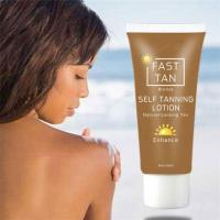 Wholesale Sunless Self Tanning Lotion from china suppliers