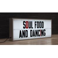Wholesale Metal Acrylic Indoor Light Box from china suppliers