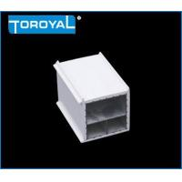 Wholesale UPVC Extrusion Profiles replacement for Grey Sash Windows and Energy Saving Door from china suppliers