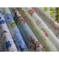 Wholesale PVC Cotton Fabric Cover Table Cloth from china suppliers
