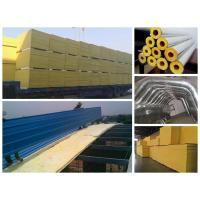 Glasswool material