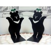 Wholesale Cultural and creative products Formosa Bleak Bear Bookend Book Shelf from china suppliers