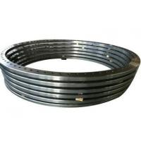 Forging ring forged truck wheels for An