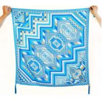 Wholesale Womens Cotton Silk Scarves from china suppliers