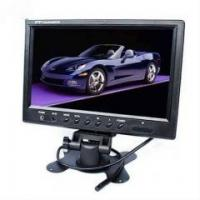 Car Monitor Car Rearview Mirror Monitor