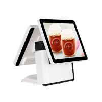 15 inch dual screen Andrews touch POS machine_P1502Q8A
