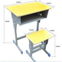 China Classroom Desks and Chair for Child School Student on sale