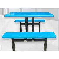 Buy cheap Restaurant Bench Dinner Table Set and Chairs Furniture Capacity from wholesalers
