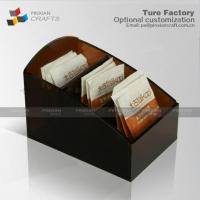 Wholesale Black Acrylic Tea Bag Holder from china suppliers