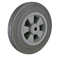 Product Model:C1004 Product Name:Trash Bin Caster(Plastic Core Grey Rubber wheel)