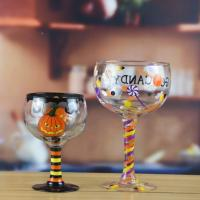 Wholesale Spirit Glasses Handblown Large Color Glass Bowl from china suppliers