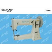 Cylindrical Bed Extra Heavy Duty Compound Feed Lockstitch Sewing Machine