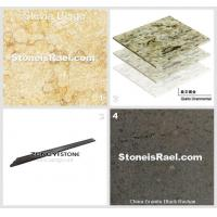Wholesale Marble Slevia Beige Slabs And Tiles Granite Tiles Glallo Oranmental Glallo Oranmental from china suppliers