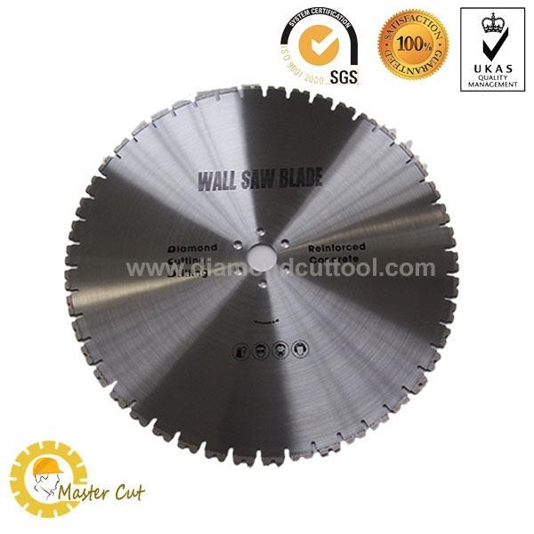 Concrete Wall Saw Blade Sales : Laser welded v shape segment mm diamond wall saw blade