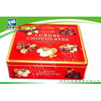 Wholesale Chocolate tin 013 from china suppliers