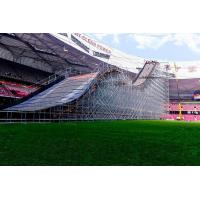 Scaffold Supporting Project for Ski Track at the Bird's Nest Stadium in Beijing
