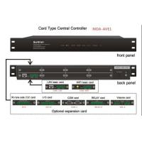 Central Control System MDA Pure Card Type Programmable Central Controller