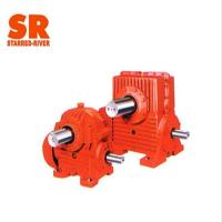 Wholesale Worm Gearbox Worm Drive Gearbox with Motor from china suppliers