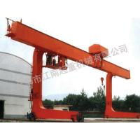 Buy cheap L single girder crane from wholesalers