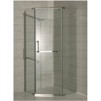 Buy cheap Frameless shower Cubicle CFP402 CFP402 from wholesalers
