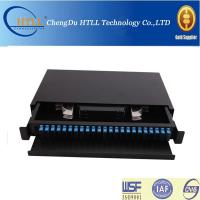 Buy cheap Fiber Optical Sliding Patch Panel from wholesalers
