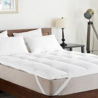 Buy cheap MATTRESS PAD Baffter Box Cotton Gusset Feather Bed from wholesalers