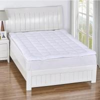 Buy cheap MATTRESS PAD Microfiber Brushed Quilted Down Alt Mattress Topper from wholesalers