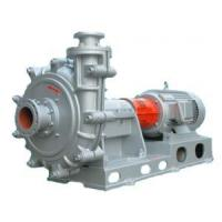Buy cheap Horizontal chemical slurry pump Model No.: HZJ from wholesalers