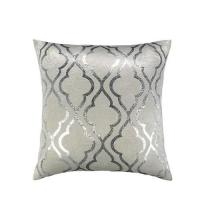 Buy cheap CUSHIONS Metallic Print Faux Suede Cushion- Quatro from wholesalers
