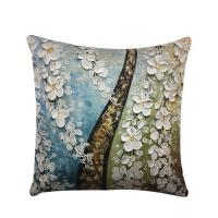 Buy cheap CUSHIONS 3D Printed Micro Plush Cushion- Oil Paiting from wholesalers