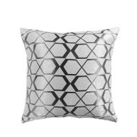 Buy cheap CUSHIONS Metallic Print Faux Suede Cushion- Jacquard from wholesalers