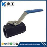 1PC Hex Body Carbon Steel Ball Valve
