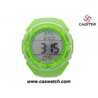 Buy cheap Sport watches Big loden sport watch PVC band from wholesalers