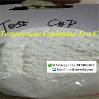Androgen Steroids Powder Injectable Steroid Testosterone Cypionate Test C