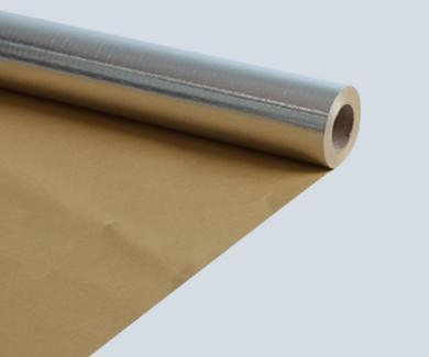 Quality Foil-Scrim-Kraft Facing- Vapor&Radiant Barrier for sale