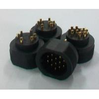 Wholesale DIN Plugs DC-0385-6P~14P 6P-14P Male head plug from china suppliers