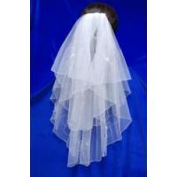 Buy cheap Sewing Beads Bridal Veil [V008] from wholesalers