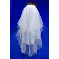 Buy cheap Sewing Beads Bridal Veil [V007] from wholesalers
