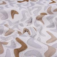 Buy cheap Double knitting mattress fabric from wholesalers